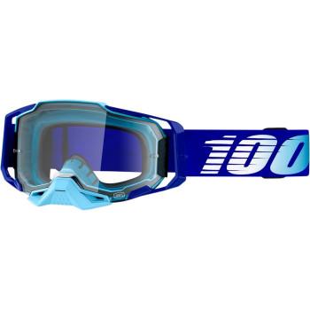 100% Armega Crossbril Royal-Clear lens