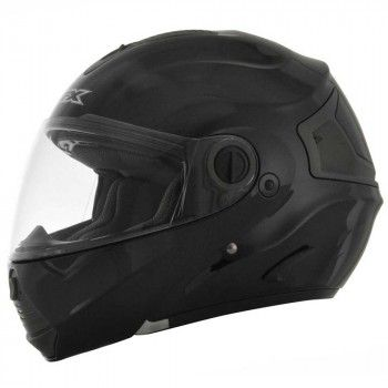 AFX Systeemhelm FX-36 Solid Gloss Black