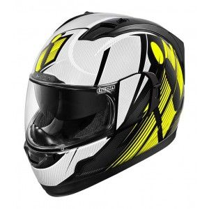 Icon Integraalhelm Alliance GT Primary Hi-viz