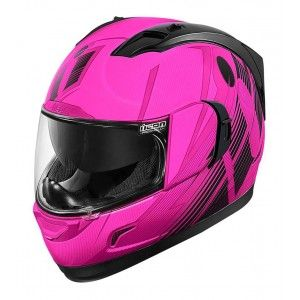Icon Integraalhelm Alliance GT Primary Pink