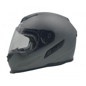 AFX Integraalhelm FX-105 Solid Frost Grey