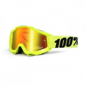 100% Crossbril Accuri Fluo Yellow