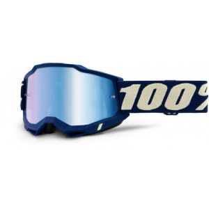 100% Crossbril Accuri 2 Deepmarine/Mirror Blue