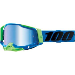 100% Crossbril Racecraft 2 Fremont Mirror Blue