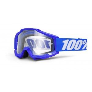 100% Crossbril Accuri Reflex Blue/Clear