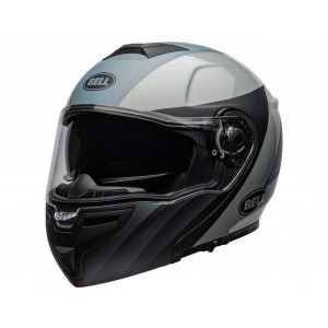 Bell SRT-Modular Systeemhelm Presence Black/Grey