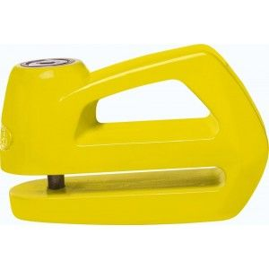 ABUS Disclock element 290 yellow