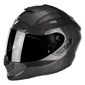 Scorpion Integraalhelm EXO-1400 Air Carbon Solid