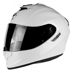 Scorpion Integraalhelm EXO-1400 Air Solid Pearl White