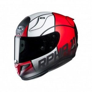 HJC Integraalhelm RPHA-11 Quintain Red/White
