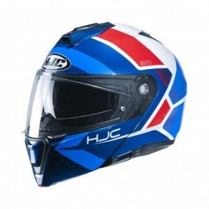 HJC Systeemhelm I90 Hollen Blue/White/Red