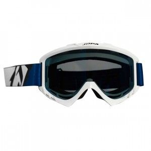 Jopa Crossbril Poison White/Black/Blue