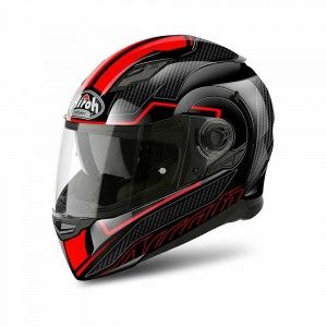 Airoh Integraalhelm Movement S Faster Gloss Red