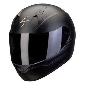 Scorpion Integraalhelm EXO-390 Solid Matt Black
