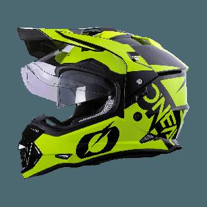 O'neal Crosshelm/Endurohelm Sierra R Neon Yellow/Black