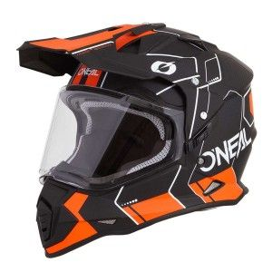 O'neal Crosshelm/Endurohelm Sierra II Comb Black/Orange-M