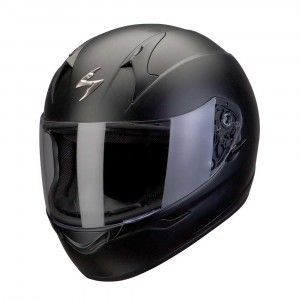 Scorpion Integraalhelm EXO-410 Air Solid Matt Black-L