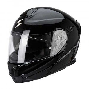 Scorpion Systeemhelm EXO-920 Solid Black