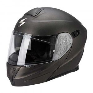 Scorpion Systeemhelm EXO-920 Solid Matt Anthracite