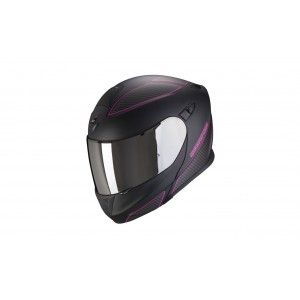 Scorpion Systeemhelm EXO-920 Flux Black/Pink