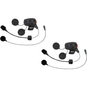Sena Headset SMH-5 Stereo Headset/Communicator/Intercom Dual (SMH5D-UNIV)