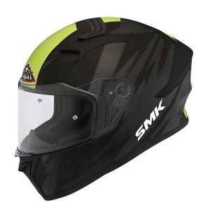 SMK Integraalhelm Stellar Trek Fluo Yellow